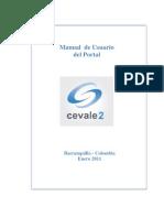 Cevale - Manual de Usuarios