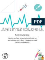 ANESTESIOLOGIA COMPLETO