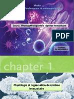 Cours 1 Immunopatho