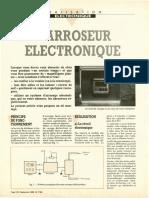 Arroseur électronique