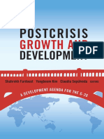 Postcrisis Growth and Development