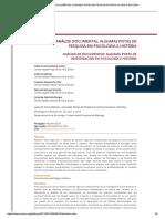 ANÁLISE DOCUMENTAL_ ALGUMAS PISTAS DE PESQUISA EM PSICOLOGIA E HISTÓRIA