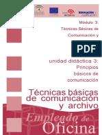 Comunicacion y Metodos