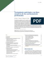 EMC CARCINOMATOSIS PERITONEAL