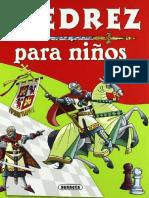 Ajedrez Para Niños - Susaeta Ed - 1999