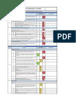 CHECKLIST - ISO 45001