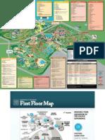 Assorted Zoo and Aquarium Maps