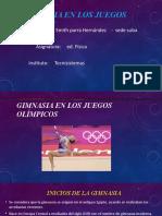 La Importacia de La Gimnacia en El Deporte.