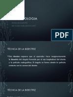2. IMAGENOLOGIA TECNICA BISECTRIZ
