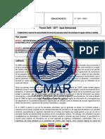 Ficha de Proyecto GEF-Aguas Internacionales reunión 14 sep 2018