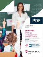 brochure PREIM_PRIMOVIE_1S2020