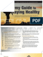 US Army - Guide to Staying Healthy (2010 edition)