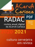 RADAC - primeira edição - 2020