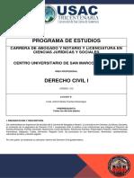 212 Derecho Civil I