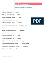 Adjectifs-possessifs-exercice-1-et-corrigé
