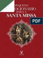 Pequeno Devocionario Santa Missa Compressed