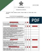 Check List 2021 BPM