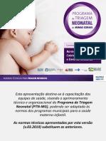 Triagem Neonatal Nupad