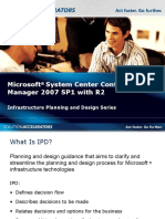 IPD - Configuration Manager 2007