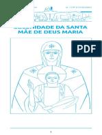 Ano 45 b 08 Santa Maria Mae de Deus Celular