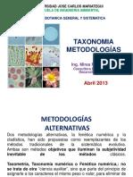 239554368 Caracteres Taxonomicos Clasificacion