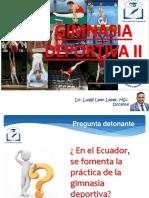 ESTRUCTURA Y ORGANIZACIÓN DE LA GIMNASIA