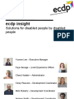 ecdp insight induction slides