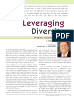 Diversity Journal | Driving Sales Through Diversity - May/June 2010