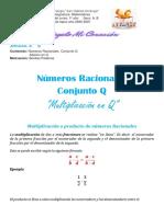 SEMANA 6 Multiplicación en Q