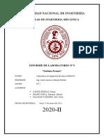 Lab N°2-MN465C-Turbina Francis-Grupo 2