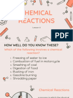 3. Chemical Reactions