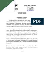 Communiqué Médiévaltries