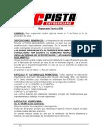 Tc Pista Entrerriano Reglamento Tecnico 2020