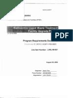 CD 0+Attachment+3+ +Program+Requirements+Document