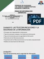3. Sistemas de Información UNIDAD 3. 2