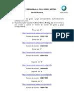 ACCESO A VIDEOLLAMADAS WEBEX