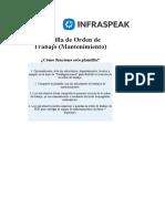 [ES] Work Order