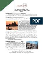Art_Treasures_of_Italy_Itinerary