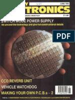 Everyday Electronics 1992 06