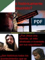 Historicidad de Jesús y los Evangelios