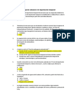DepachoAduanero de Exportacion Temporal