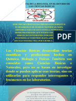 DIAPOSITIVAS BIOLOGIA - IMPORTANCIA