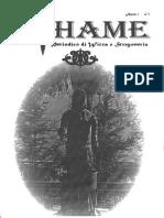 Athame n° 1 - Periodico di Wicca e Stregoneria