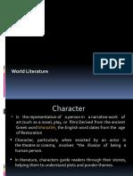 Module 2 World Literature