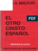 El Otro Cristo Español