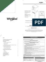 WK5915BD Manual de Uso y Cuidado