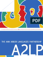 Ann Arbor Languages Partnership (A2LP) Booklet