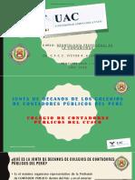 Junta de Decanos - Cpp Cusco
