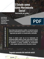 Presentación Boaventura Santos