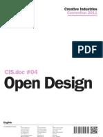 CIS.doc # 04Open Design
